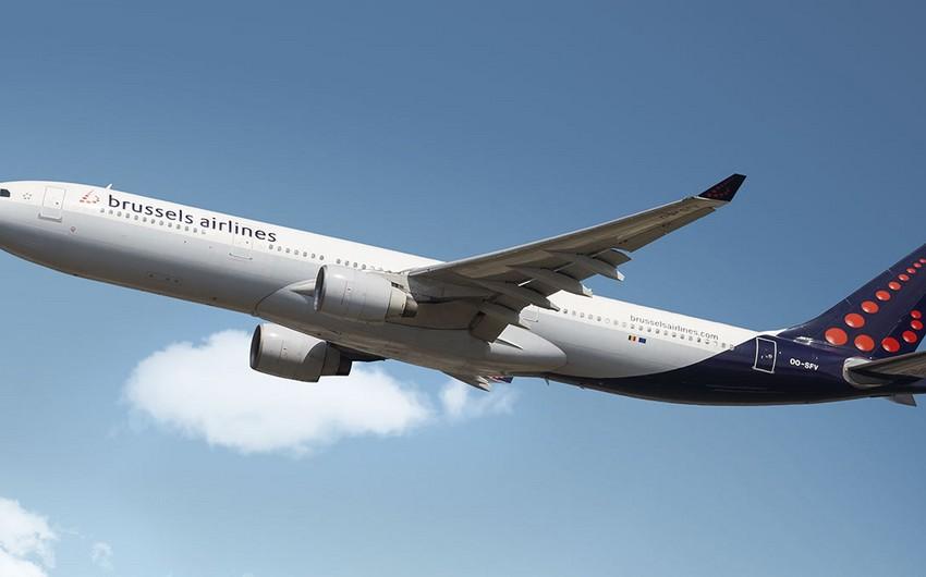 Авиакомпания Brussels Airlines отменила 75% рейсов