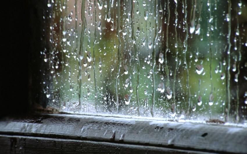 Sabah Azərbaycanda yağış yağacaq, şimşək çaxacaq