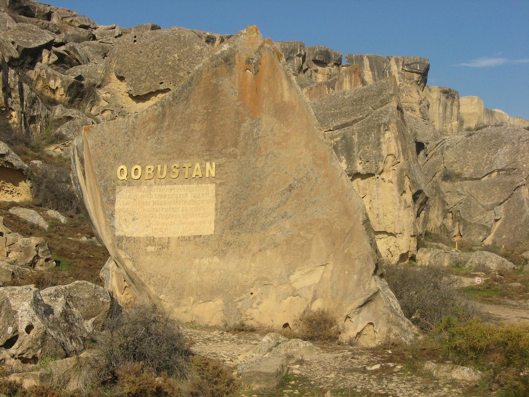 Over 65 000 tourists visited Gobustan State Historical-Artistic Reserve last year
