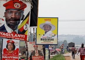 Оппозиция в Уганде отвергла результаты президентских выборов