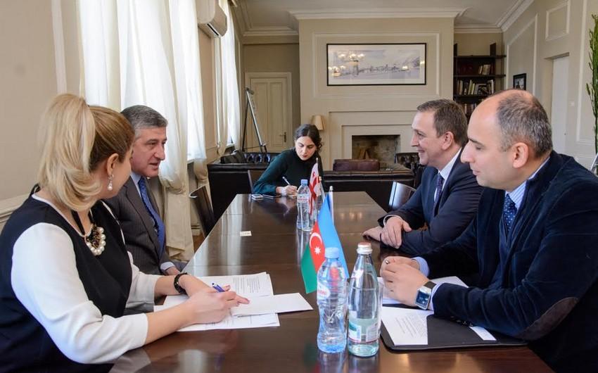Михаил Гиоргадзе: Азербайджан и Грузия дружественные и братские страны