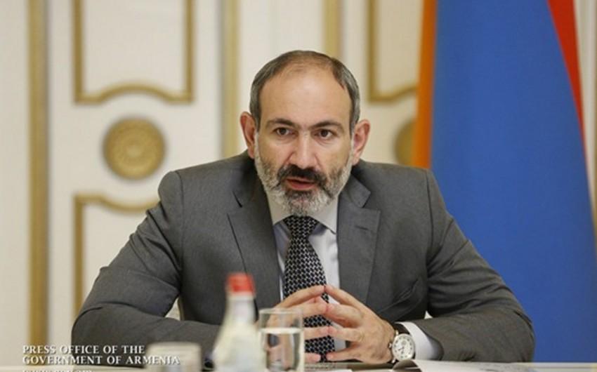 Ermənistanın Baş naziri Rusiyaya səfər edəcək