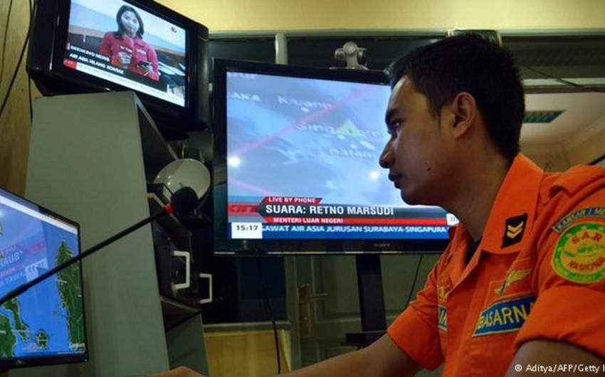 Исчезнувший лайнер Air Asia: поиски прерваны из-за погодных условий