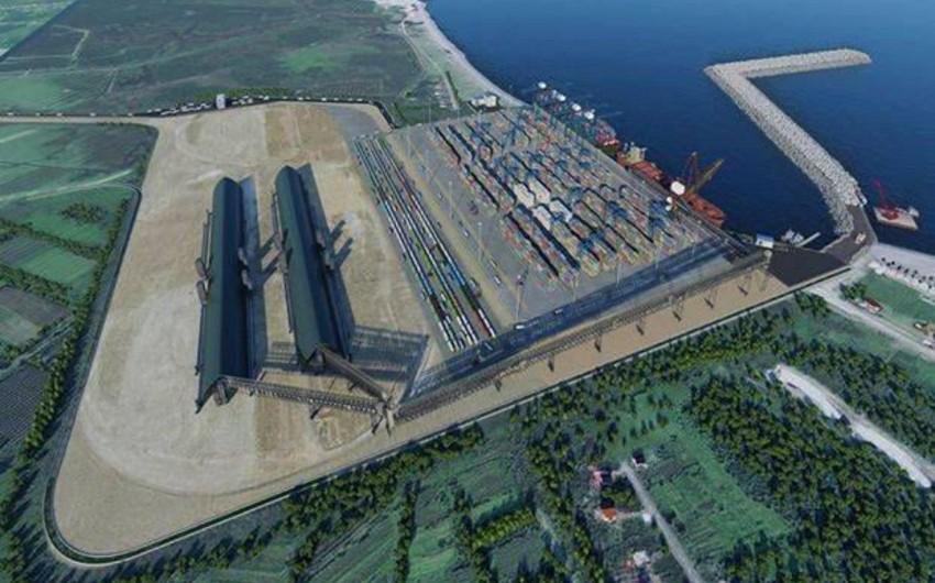 Bakı Beynəlxalq Dəniz Ticarət Limanı açıqlama yayıb