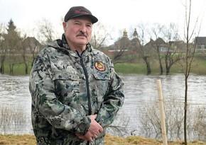 Lukaşenko ona və övladlarına sui-qəsd hazırlayan qrupunun yaxalandığını bildirib