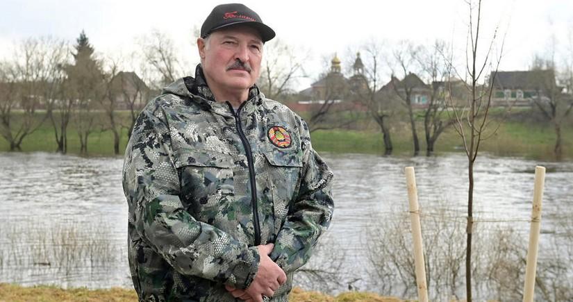 Lukaşenko övladlarına sui-qəsd hazırlayan qrupunun yaxalandığını bildirib