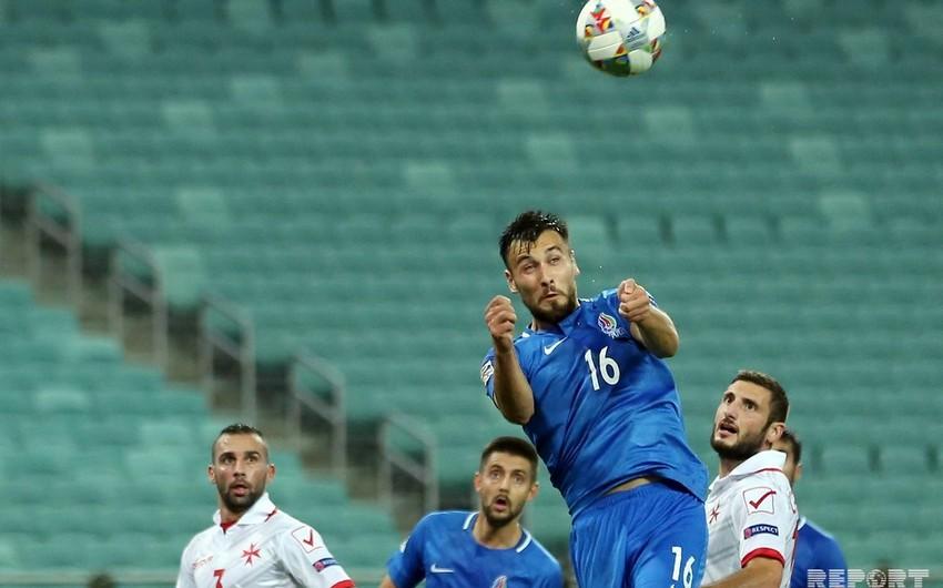Azerbaijan's national team footballer named to USL Team of Week