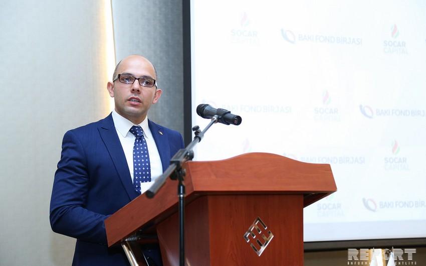 Vüqar Namazov: Bakı Fond Birjasının platforması dünyada ilk 4-lükdədir