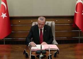 Erdoğan approves trade cooperation agreement with Azerbaijan