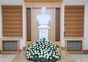 İşğaldan azad edilən ərazilərdə ümummilli lider Heydər Əliyevin anım günü qeyd olunub