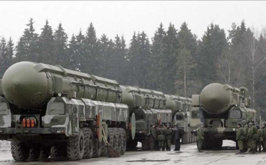 Rusiya rəsmisi: Xarici ölkələrin ərazisində nüvə silahı yerləşdirməyəcəyik