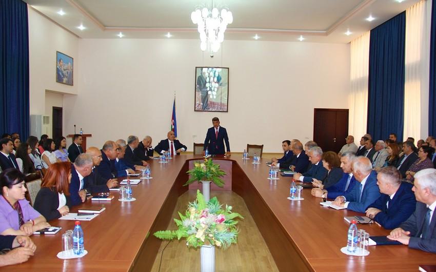 ETSN-də Azərbaycan Xalq Cümhuriyyətinin 100 illiyi qeyd olunub