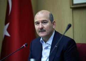 Süleyman Soylu: Türkiyə Qarabağın ələ keçirilməsinə imkan vermədi
