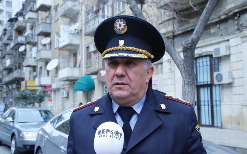 Dövlət Yol Polisi: Bakıda piyadalarla bağlı vəziyyət narahatlıq doğurur