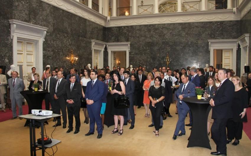 Belçikada Avropa Oyunlarının açılış gününün təqdimatı olub