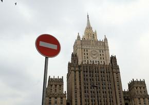 Rusiya 10 amerikalı diplomatı ölkədən qovur