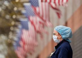 В США зафиксировано рекордное число заразившихся COVID-19