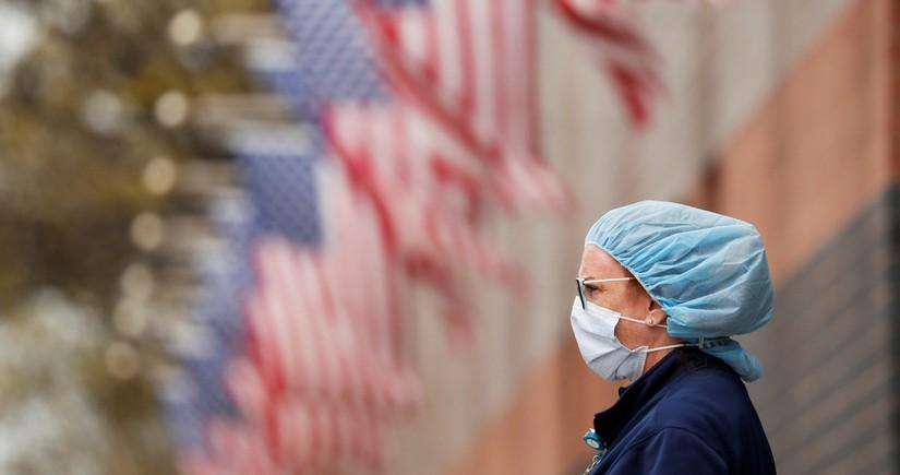ABŞ-da koronavirusa ən yüksək gündəlik yoluxma baş verib