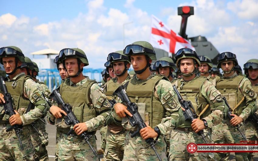 В Грузии проводятся учения НАТО