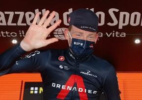 Британец стал победителем веломногодневки Джиро д'Италия