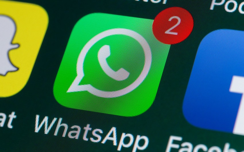 WhatsAppda yeni funksiya tətbiq olunur