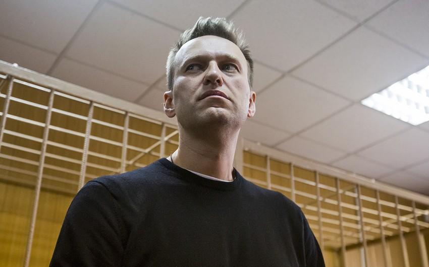 Moskva məhkəməsi Aleksey Navalnının həbsi barədə qərarı qüvvədə saxlayıb