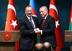 Ильхам Алиев направил письмо Реджепу Тайипу Эрдогану