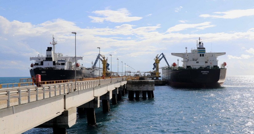 Nearly 76 million barrels of BTC oil shipped from Turkey's Ceyhan port