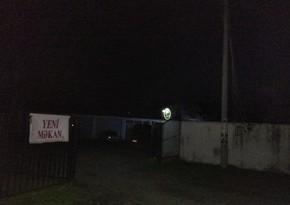 Balakəndə gecə saatlarında fəaliyyət göstərən kafe aşkarlandı