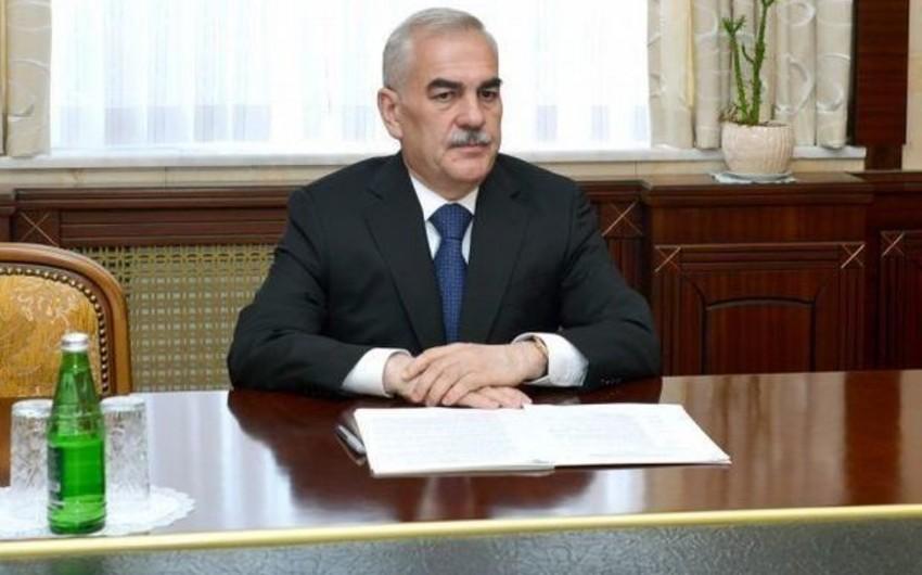 """""""Naxçıvan İpoteka Fondu"""" ASC-nin İdarə Heyətinə yeni üzv təyin olunub"""