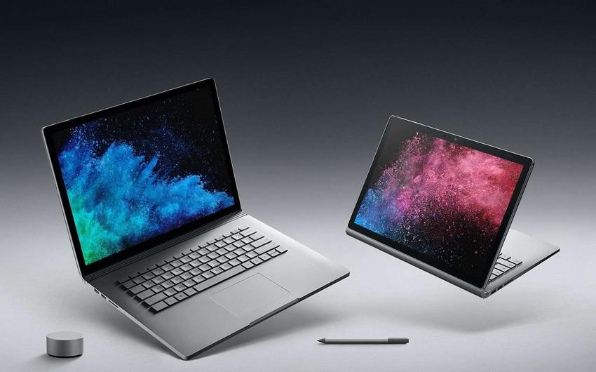 Microsoftun yeni Surface noutbuklarının təqdim ediləcəyi tarix açıqlanıb