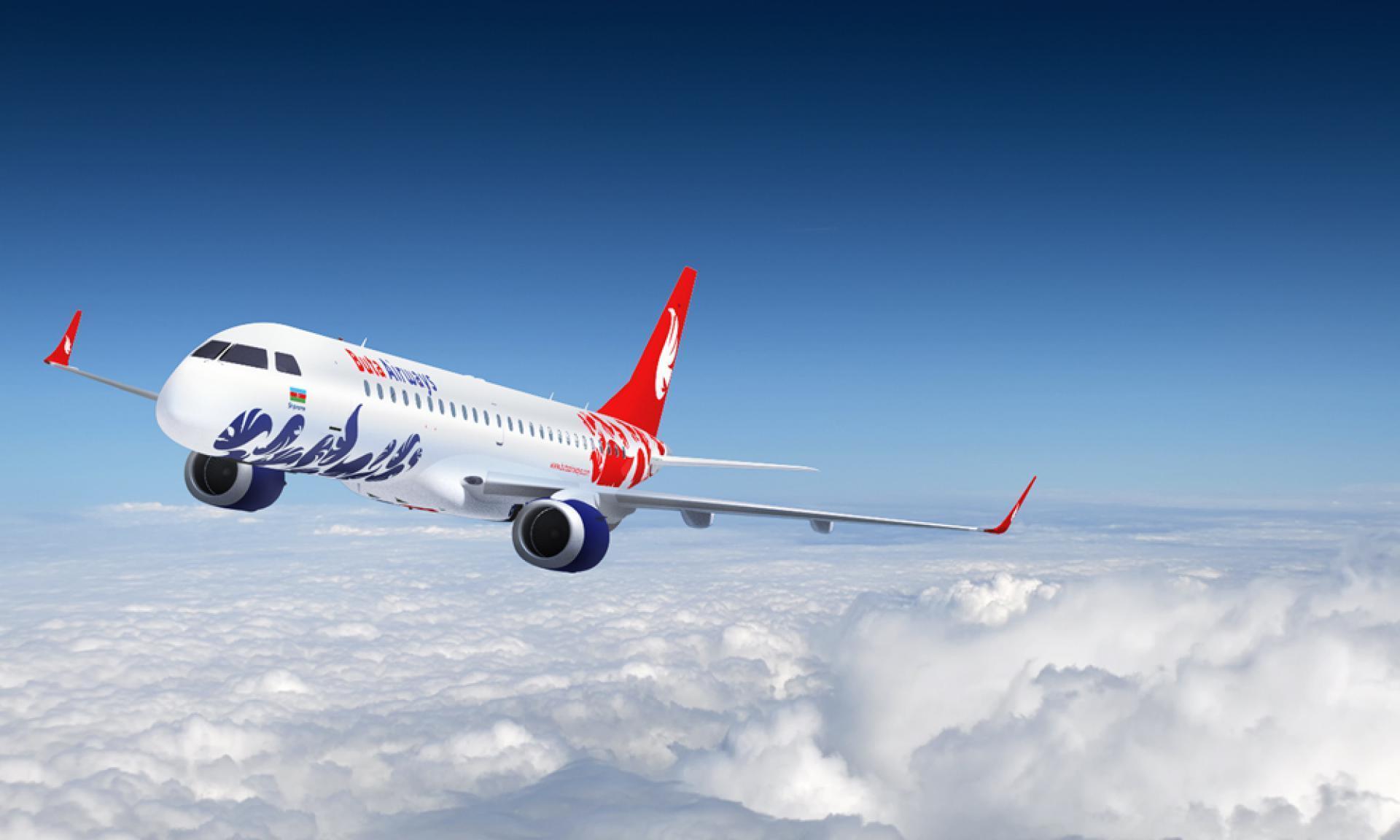 Вернувшийся в Баку из-за густого тумана самолет вновь вылетел в Астрахань - ОБНОВЛЕНО