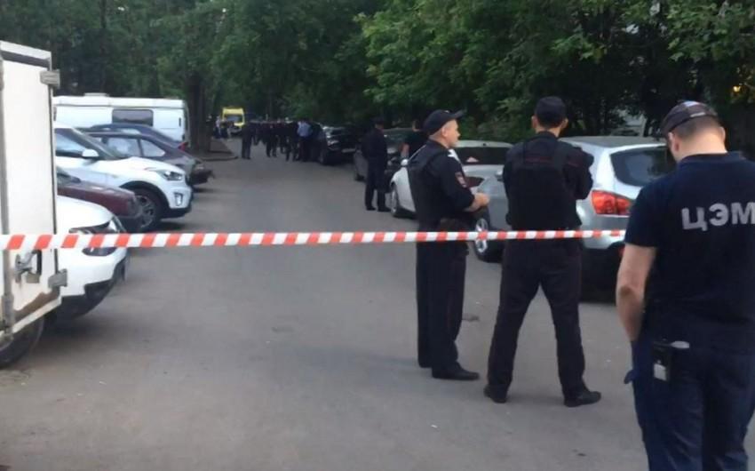 Moskvada 3 nəfər girov götürülüb, ölən və yaralanan var