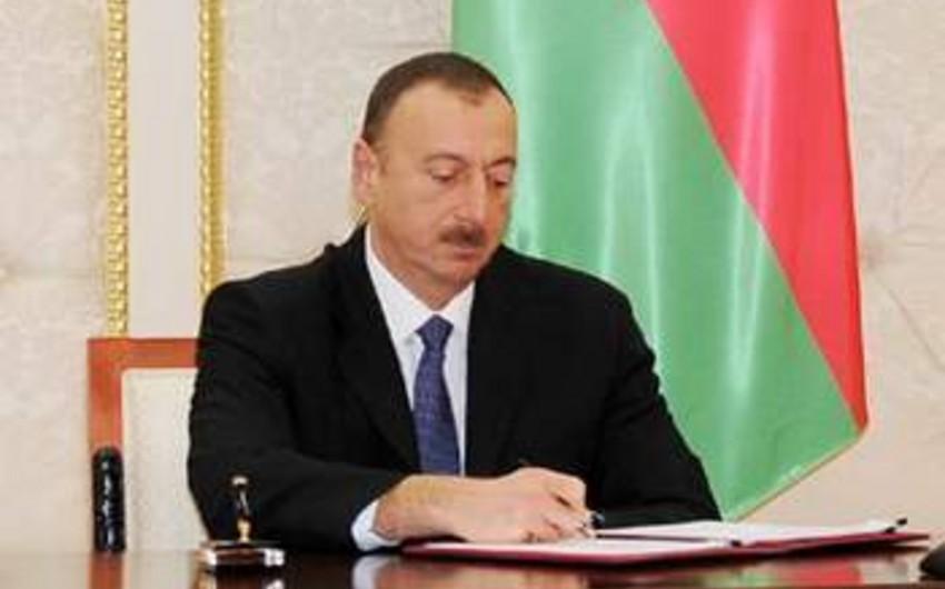Azərbaycan Respublikasının Heydər Əliyev Mükafatı Komissiyasının yeni tərkibi müəyyən edilib