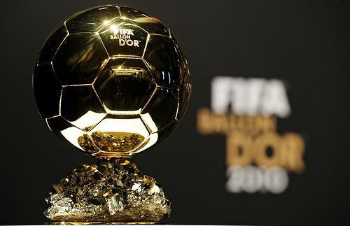 Обнародован новый список номинантов на премию Золотой мяч