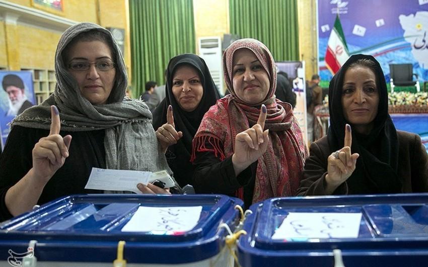 İran KİV: Parlament seçkilərində mühafizəkarlar səslərin 54,5 faizini qazanıb