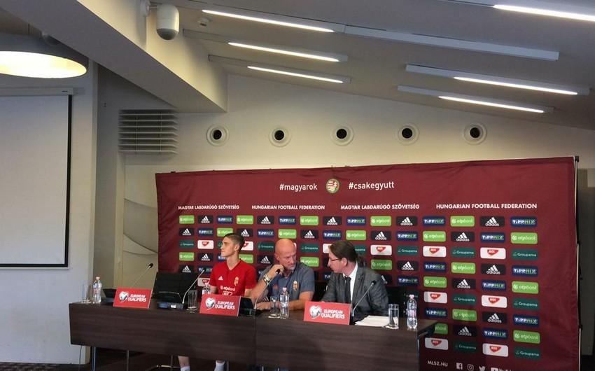 Марко Росси: Мы уважаем сборную Азербайджана и понимаем, что легко не будет