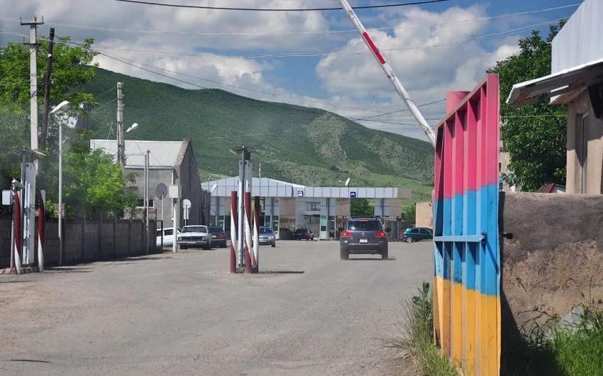 Gürcüstanla Ermənistan arasında gediş-gəliş ID kartı ilə mümkün olacaq