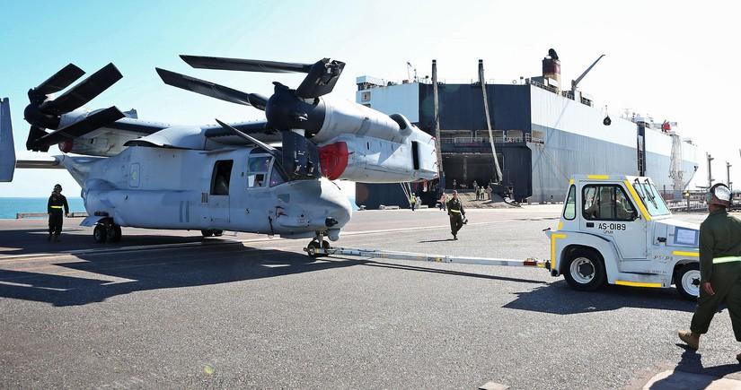 ABŞ-ın yeni hərbi bazaları Avstraliyanın cənubunda tikiləcək
