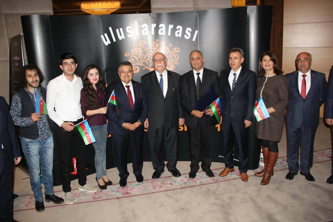 Azerbaijani theatre attends International Theatre Festival in Istanbul