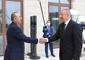 Ilham Aliyev: The whole world saw that Azerbaijan has a great global power such as Turkey next to it