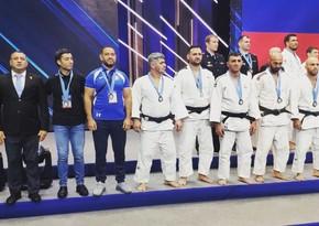 Cüdo millimiz Moskvadan gümüş medalla qayıdır