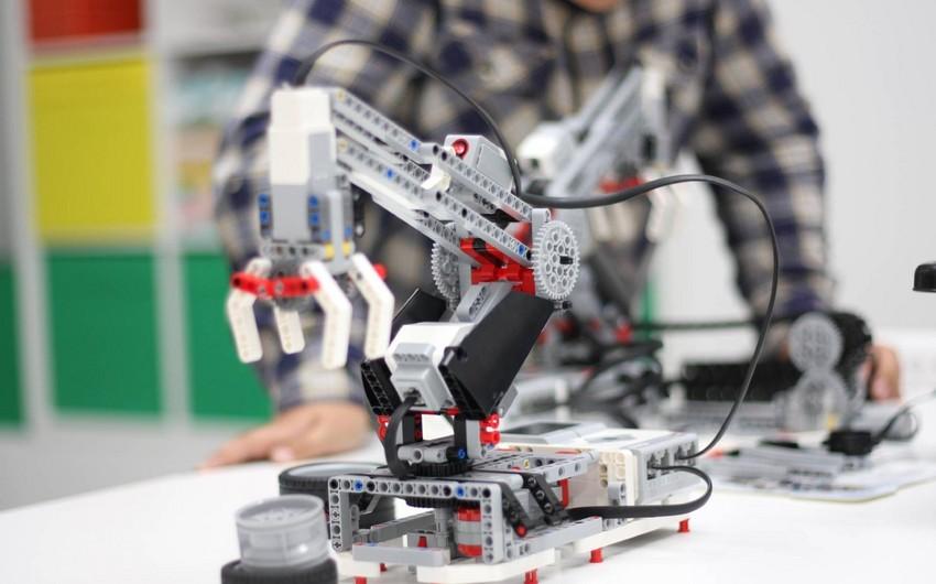 BANM-in komandaları III Robot Olimpiadasının qalibi olub