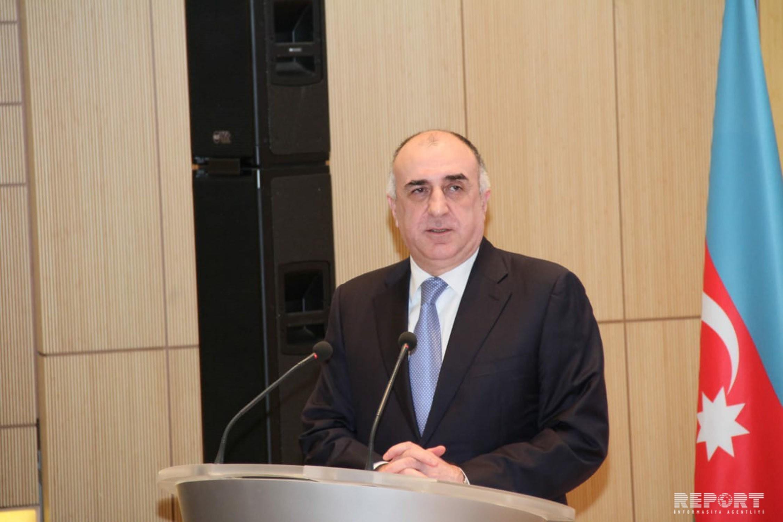 Эльмар Мамедъяров: Все страны-члены ООН должны исполнять резолюции Совбеза