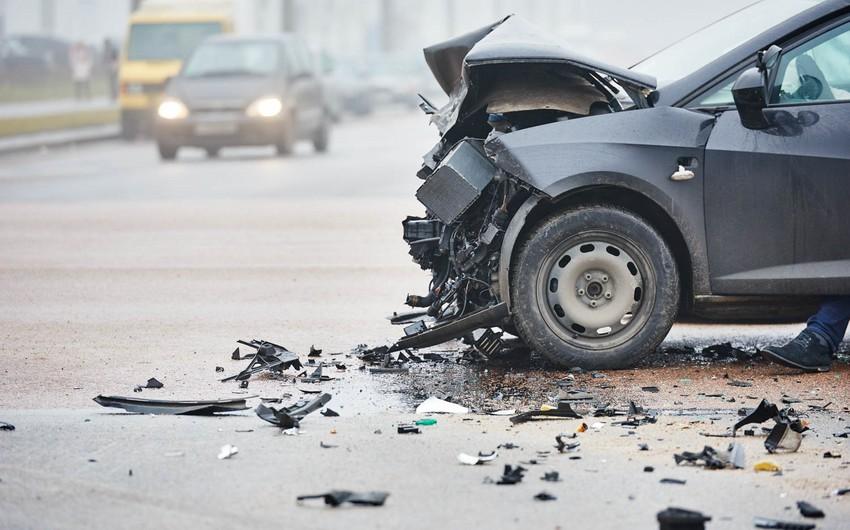 Avtomobilin vurduğu piyadalar öldü