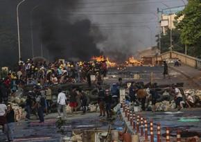 Myanmada 16 hərbçi öldürülüb