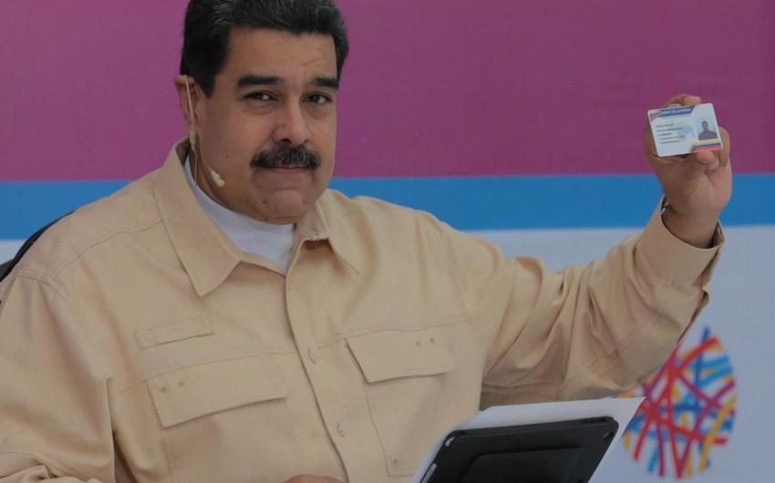 Venesuela prezidenti BMT-dən ona qarşı sui-qəsd cəhdinin araşdırılmasını xahiş edib