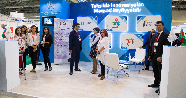 Bakıda 11-ci Azərbaycan Beynəlxalq Təhsil Sərgisi keçiriləcək