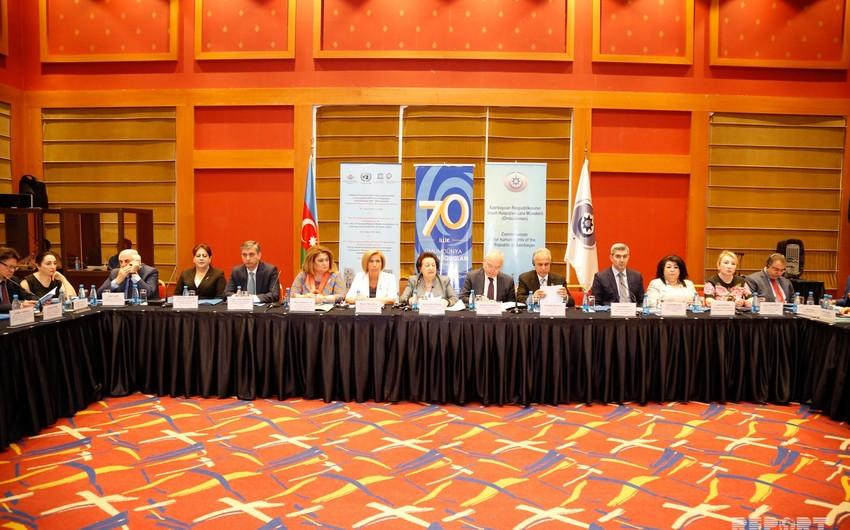 Ombudsmanların XV Bakı Beynəlxalq Konfransı keçirilir