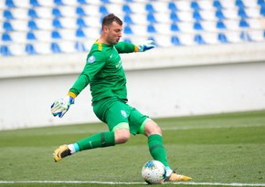 Azərbaycan klubu 36 yaşlı oyunçusu ilə müqaviləni uzatdı